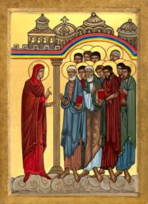 Magdalene preaching