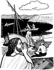 Matthew 4 call