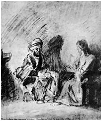 Nicodemus Rembrandt