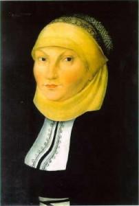 Katharine von Bora Cranach