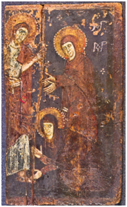 Mary Magdalene Sinai