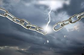 chains lightning