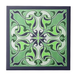 cross celtic tile