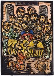 Feeding of Judas