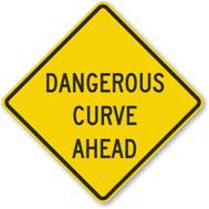 sign-dangerous-curves